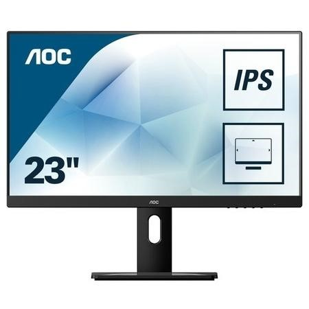 "I2375PQU AOC I2375PQU 23"" IPS HDMI Full HD Monitor"