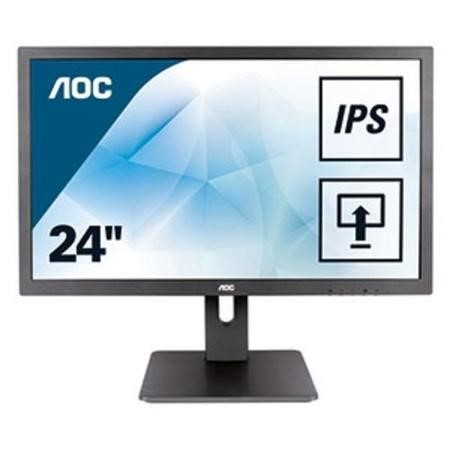 "AOC 23.8"" I2475PXQU Full HD Monitor"