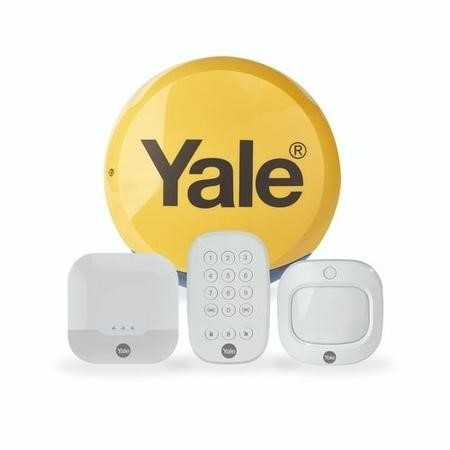 GRADE A1 - Yale IA-310 Sync Starter Kit - compatible with iOS & Android