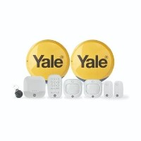 Yale Sync Smart Home Alarm Family Kit Plus - works with Alexa
