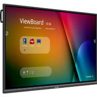 "ViewSonic IFP5550-3 55"" 4K Interactive Touchscreen Display"