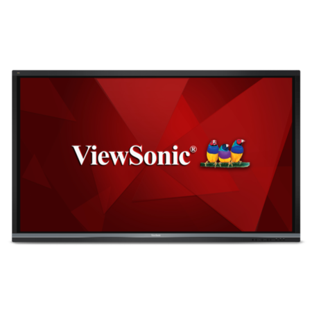 "ViewSonic ViewBoard IFP8650 86"" 4K Ultra HD LED Interactive Touchscreen Display"