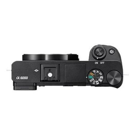 Sony ILCE-6000 Alpha A6000 CSC Camera Black Body Only 24.3MP 3.0LCD FHD
