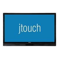 "InFocus JTouch INF6500EAG 65"" Full HD Interactive Touchscreen Display"