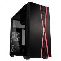 Kolink Inspire Series K3 RGB Micro-ATX Case - Black Window