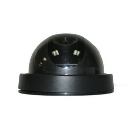 INTDUMMYBLACK Internal Dummy Dome CCTV Camera Black