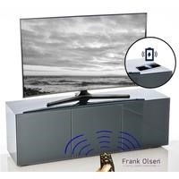 Frank Olsen High Gloss Grey 1500 unit 70'' screen
