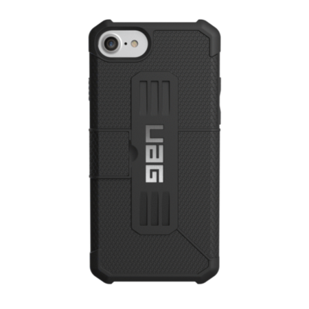 IPH8/7-E-BL iPhone 8/7/6S 4.7 Screen Metropolis Case - Black/Black