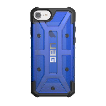 IPH8/7-L-CB iPhone 8/7/6S 4.7 Screen Plasma Case - Cobalt/Black