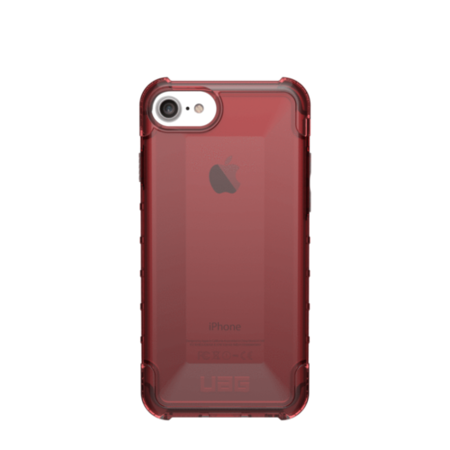 IPH8/7-Y-CR iPhone 8/7/6S 4.7 Screen Plyo case - Crimson