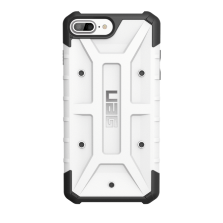 IPH8/7PLS-A-WH iPhone 8/7/6S Plus 5.5 Screen Pathfinder Case - White/Black
