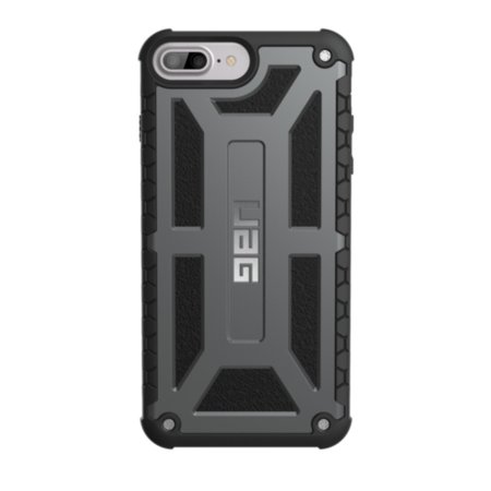 UAG iPhone 8/7/6S Plus 5.5 Screen Monarch Case - Graphite/Black