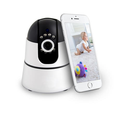 Electriq Hd 720p Wifi Baby Monitoring Pan Tilt Zoom Camera