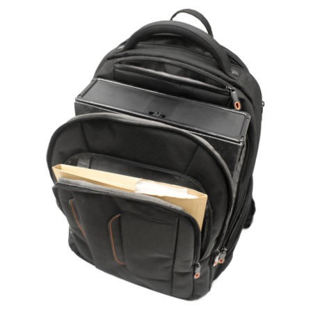 "IQ Explore Laptop Backpack 15.6"" Black"