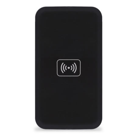 Qi Wireless Charging Pad For Mobile Phones - Black