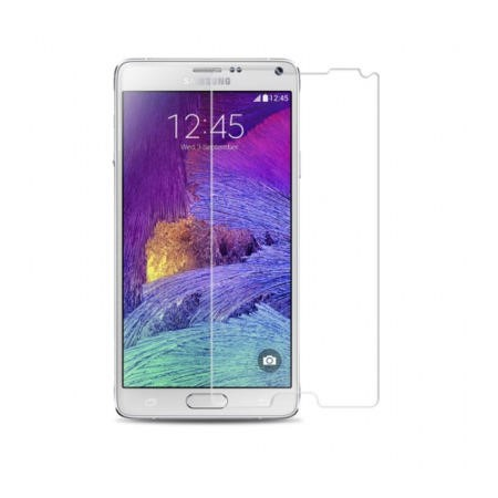 IQ Magic Tempered Glass Protector For Samsung Galaxy Note 4