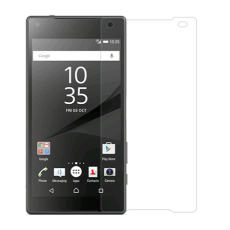 IQ Magic Tempered Glass Protector For Sony Xperia Z5