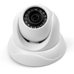 1 Megapixel PoE Dome Camera with motion detection & night vision up to 20m