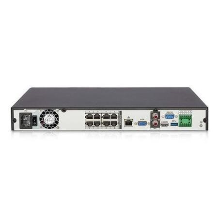 ElectrIQ 8 Channel POE 1080P/720P IP NVR