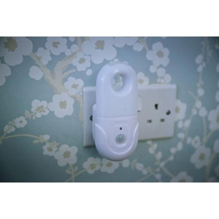 LED Rechargeable Nightlight and Torch with Motion Sensor - plugin or portable