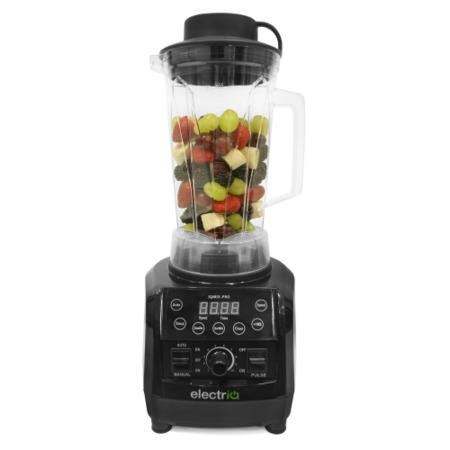 Professional 1800 W Blender Soup and Smoothie Maker with Vitamix Compatible Recipes