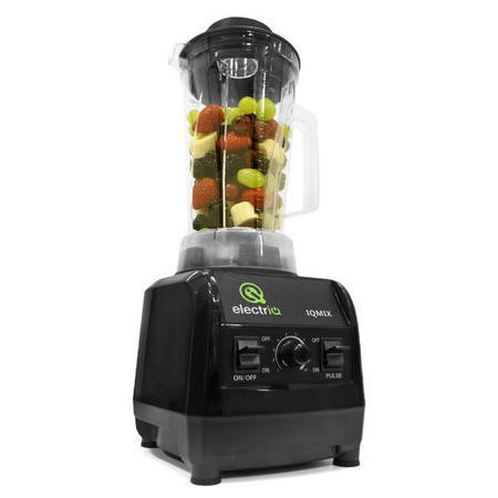iQMix Power Blender -  1800W Commercial Quality - Ideal for Smoothies Soups And More