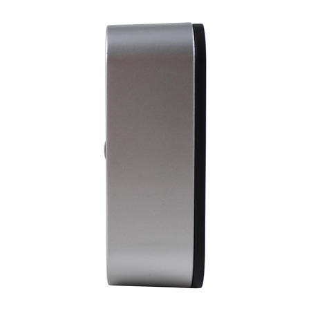 electriQ Wi-Fi HD Video Doorbell with Motion Alarm Unlock Function Indoor Chime & Free App