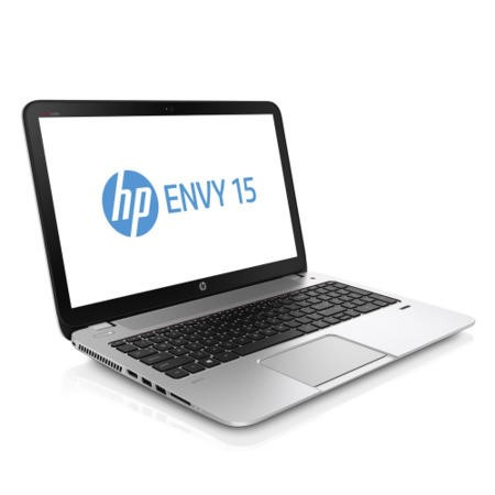 Refurbished Grade A1 HP Envy 15-j143na Touchsmart Core i7 12GB 1TB 15.6 inch Touchscreen Laptop in Silver