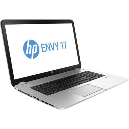 Refurbished Grade A1 HP Envy 17-j140na Core i5 8GB 1TB 17.3 inch Windows 8.1 Laptop in Silver