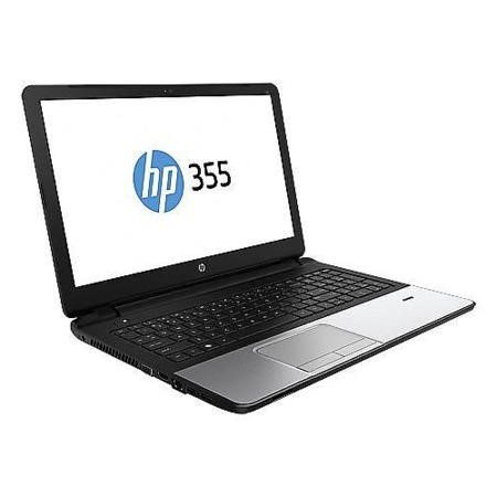 "HP 355 G2 A4-6210 1.8GHz 4GB 500GB DVD-SM 15.6"" Windows 7/8.1 Professional Laptop"