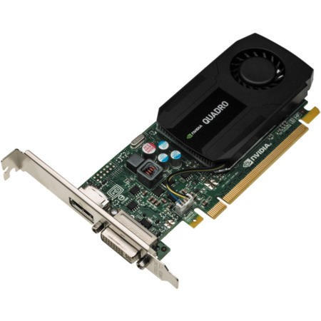 Hewlett Packard NVidia Quadro K420 1GB 128bit DDR3 Graphics Card