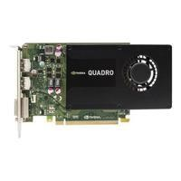 HP Quadro K2200 4GB GDDR5 Graphics Card