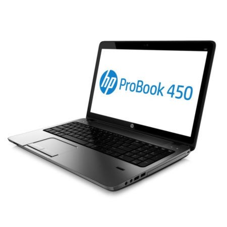 GRADE A1 - As new but box opened - HP ProBook 450 G2 4th Gen Core i5 8GB 750GB Windows 7 Pro/ Windows 8.1 Pro Laptop