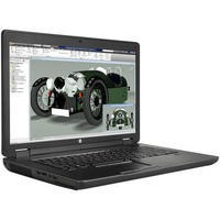 "HP ZBook 17 G2 Core i7-4710MQ 8GB 256GB 17.3"" HD DVD-SM Windows 7/8.1 Professional Workstation Laptop"