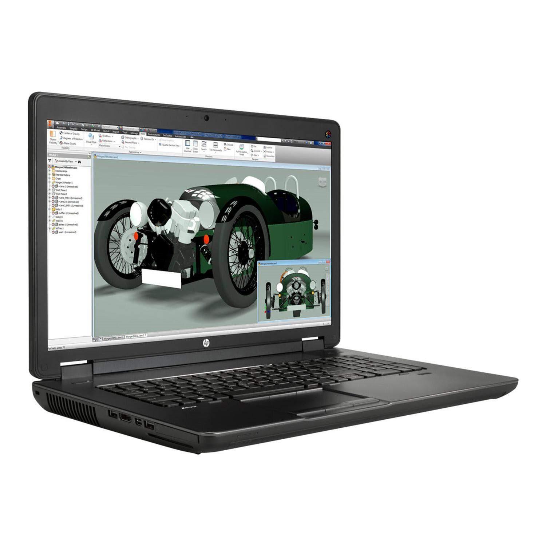 Hp Zbook 17 G2 Core I7 4710mq 8gb 256gb 17 3 Hd Dvd Sm Windows 7 8 1 Professional Workstation Laptop Laptops Direct