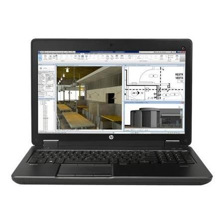 "HP ZBook 15 G2  Core i7-4710MQ 2.5GHz 8GB 256GB DVD-SM 15.6"" IPS Windows 7 Professional  Workstation Laptop"