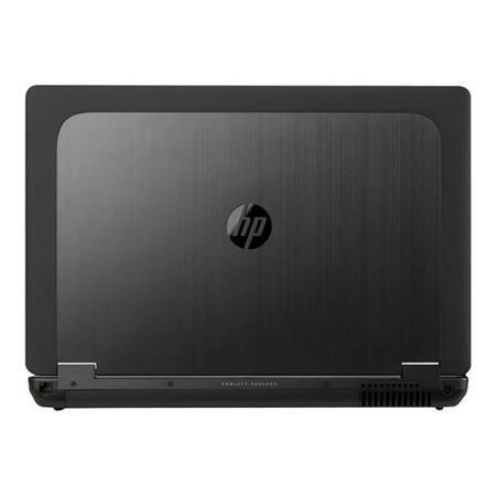 HP ZBook 17 G2 Core i7-4710MQ 8GB 750GB DVD-RW 17.3 Inch Windows 7 Professional Laptop