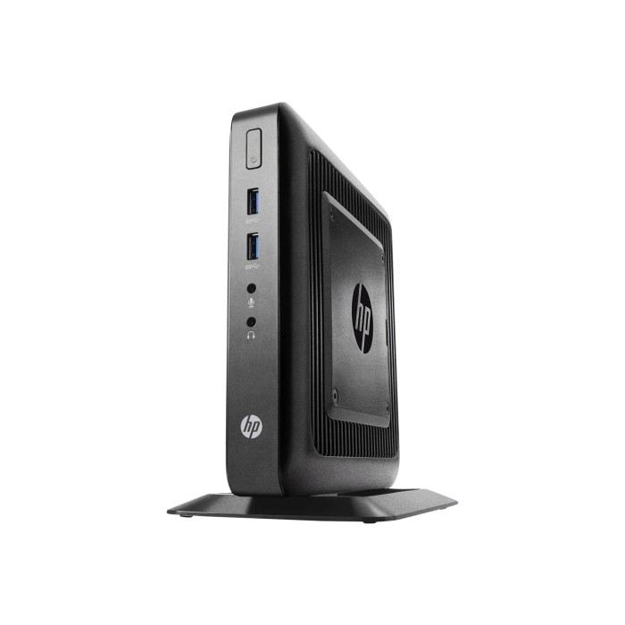 HP Flexible t520 AMD GX-212JC 4GB 32GB SSD Windows 10 IOT Enterprise Thin  Client