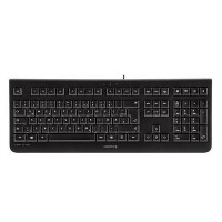CHERRY DC 2000 Wired USB Keyboard & Mouse in Black
