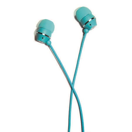 JI-1060BL Jivo Jellies In Ear Headphones - Blueberry