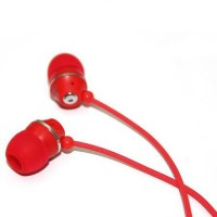 Jivo Jellies In Ear Headphones - Strawberry