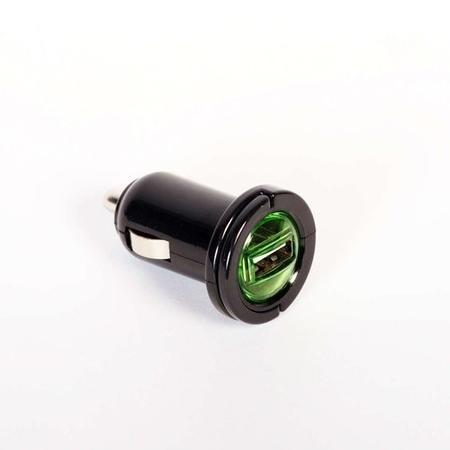 Jivo Bullet USB In-Car Charger - Black