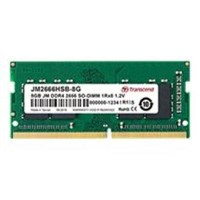 Transcend 8GB 2666MHz DDR4 SO-DIMM Laptop Memory
