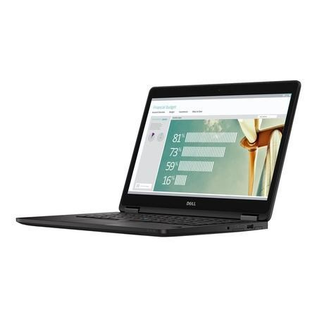 JXT30 Dell Latitude E7270 Core i7-6600U 8GB 256GB SSD 12.5 Inch Windows 10 Professional Laptop