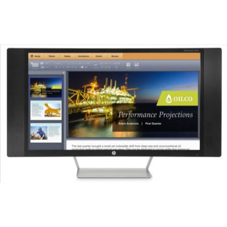 "HP EliteDisplay S270C HD 27"" 1920x1080 16_9 Monitor"