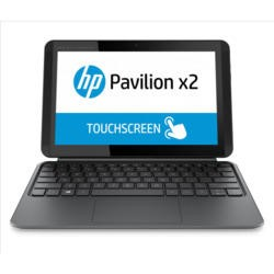 HP Pavilion X2 10-J000NA Quad Core 2GB 32GB SSD 10.1 inch Windows 8.1 Pro Convertible Laptop Tablet with Removable Keyboard
