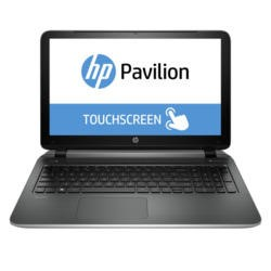 Refurbished Grade A1 HP Pavilion 15-p117na Core i5 8GB 1TB 15.6 inch Windows 8.1 Laptop in Silver