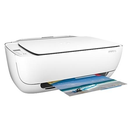 HP Deskjet 3630 A4 Compact All In One Wireless Inkjet Colour Printer