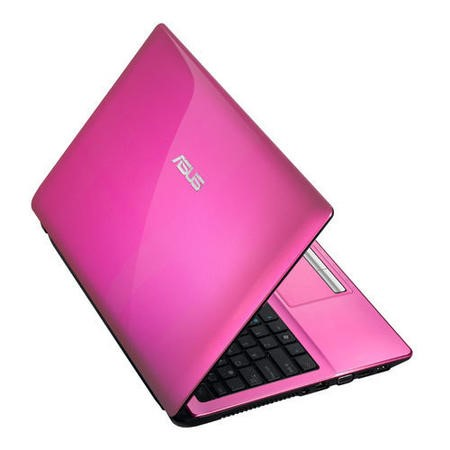 Asus K53E Core i3 Windows 7 Laptop in Pink