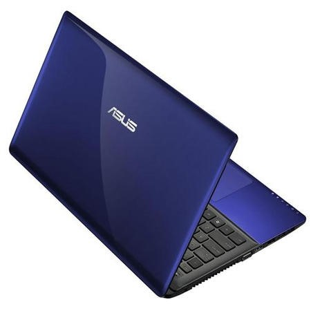 Asus K55A Windows 8 Laptop in Electric Blue